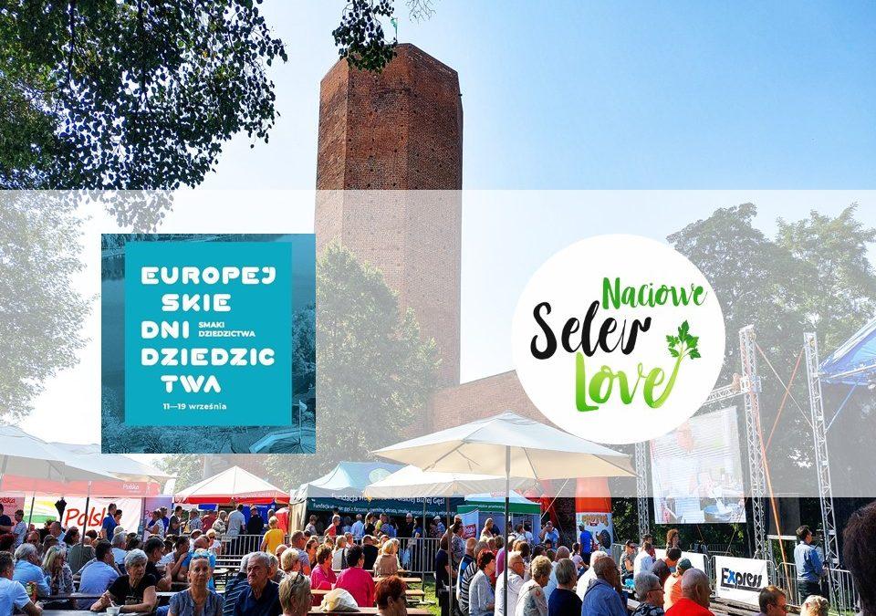 """Seler naciowy i """"Smaki Dziedzictwa"""" pod Mysią Wieżą w Kruszwicy – EDD 2021"""