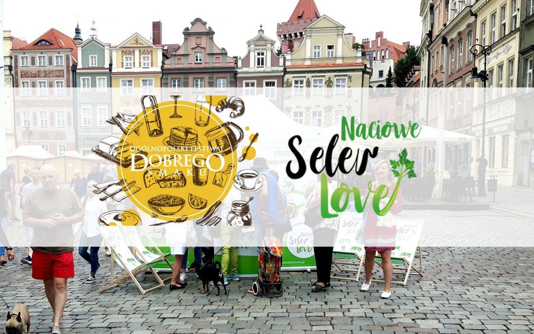 Koktajle z selerem naciowym na Ogólnopolskim Festiwalu Dobrego Smaku