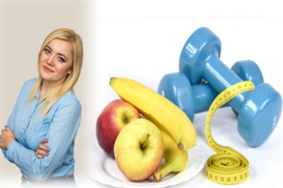 Dieta dla aktywnych – wywiad z Panią Weroniką Bielaszewska licencjonowanym trenerem personalnym