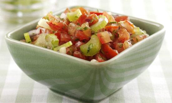 Salsa pomidorowo-selerowa