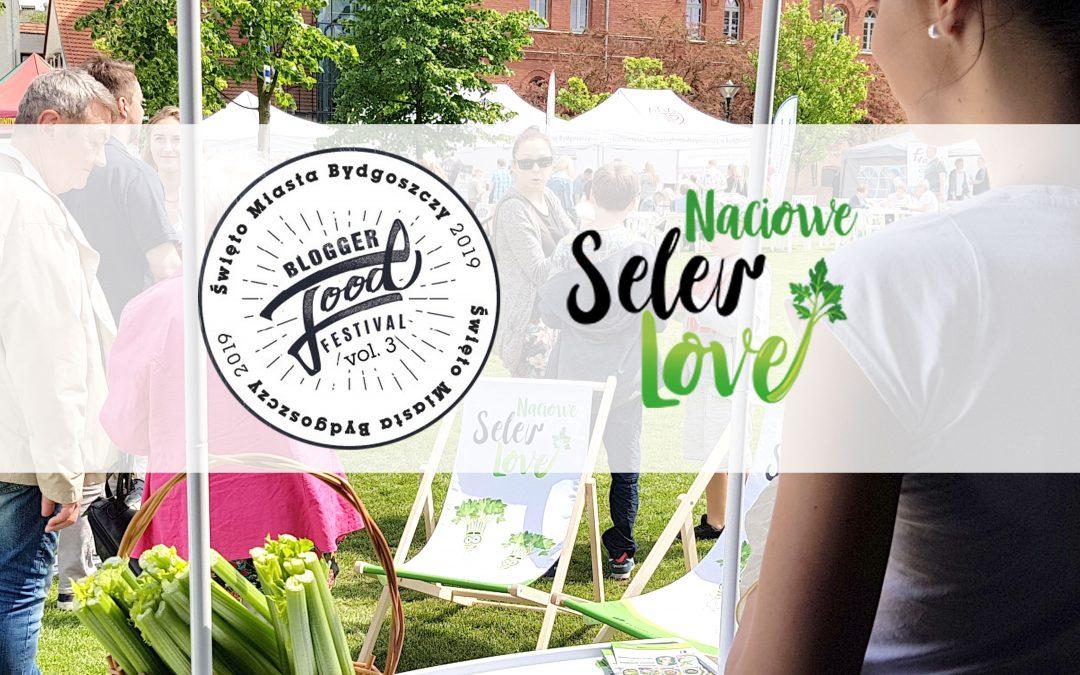 Seler naciowy na Blogger Food Festiwal 2019