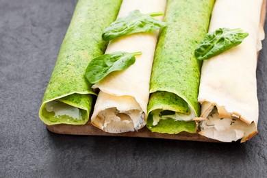 Placki, naleśniki, wrapy – zdrowe i smaczne przepisy z selerem naciowym
