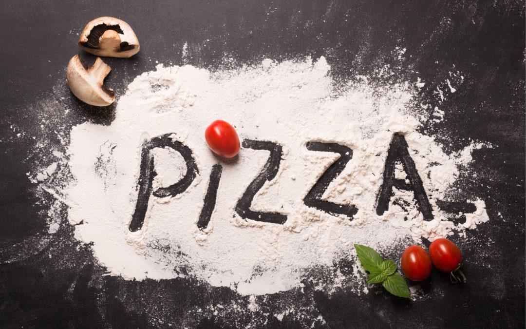 Najlepsza domowa pizza z selerem naciowym