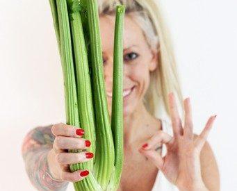 10 powodów dla których warto wprowadzić selera naciowego do swojej diety już dziś !