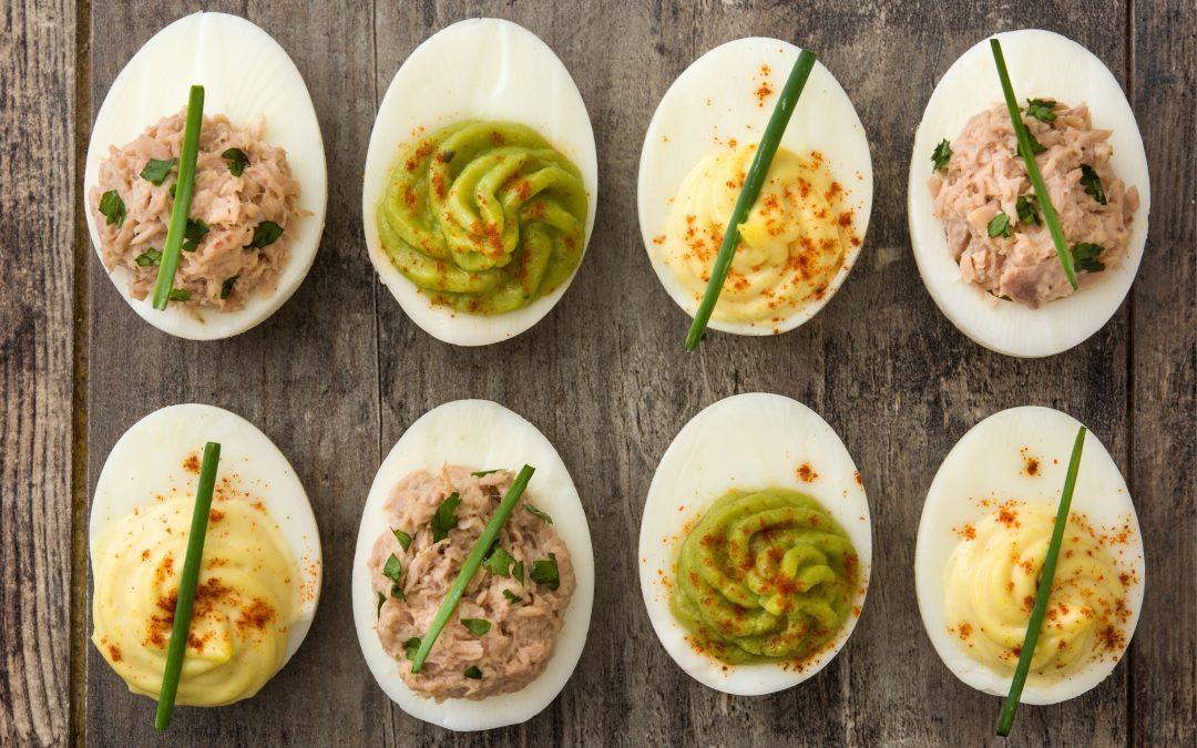 Lekkie i zdrowe potrawy na Wielkanoc z selerem naciowym