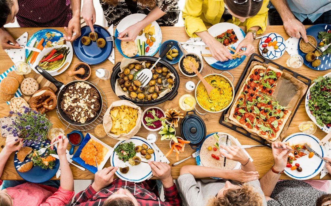 Pomysł na roślinny obiad – wege przepisy z selerem naciowym